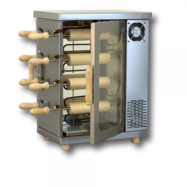tric Knife cake oven - 8 as Chimney cake ovens