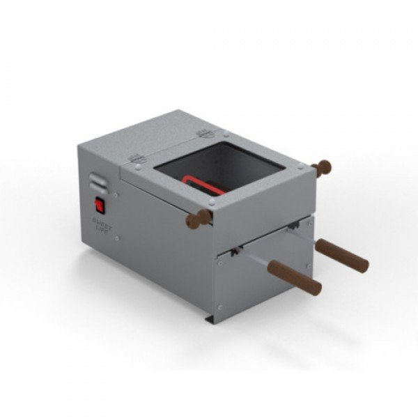 Hornbeam oven electric 2 Chimney cake ovens