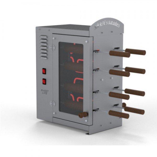 Hornbeam oven electric 2 x 4-in Chimney cake ovens