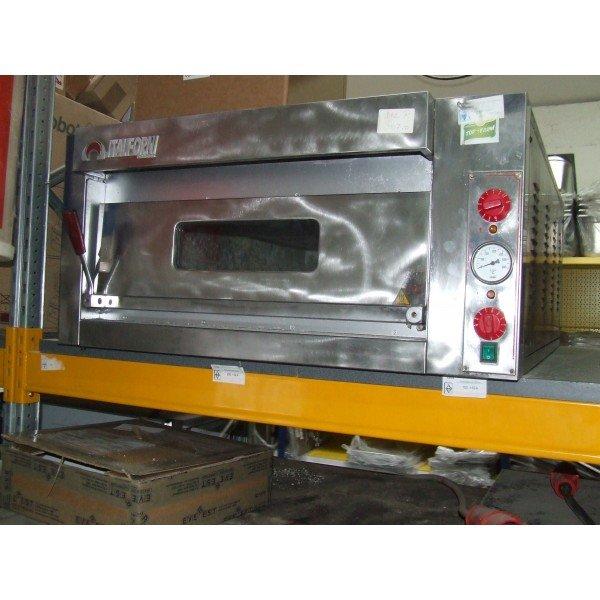 """""""ITALFORNI TCB 1I"""" Pizza Oven Pizza ovens"""
