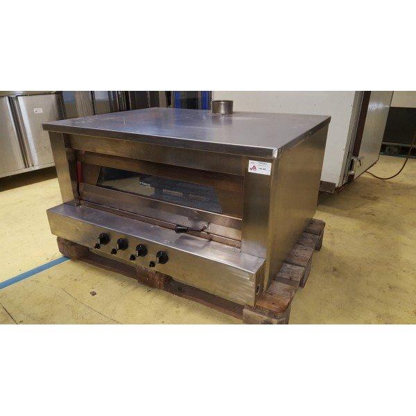 Gas pizza oven - Pimak Pizza ovens