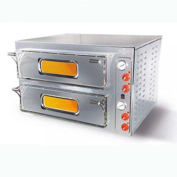 FF44 kétaknás Ferrara Forni pizza oven  Pizza ovens