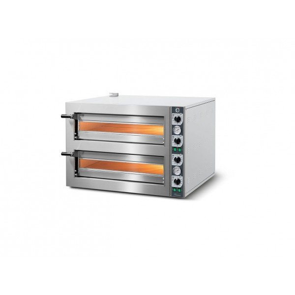 Cuppone 2ET electric pizza oven DOUBLE Pizza ovens