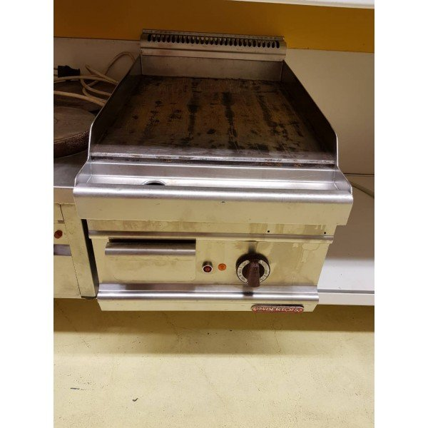 Berto 'electric table top Griddle / Gridle plate