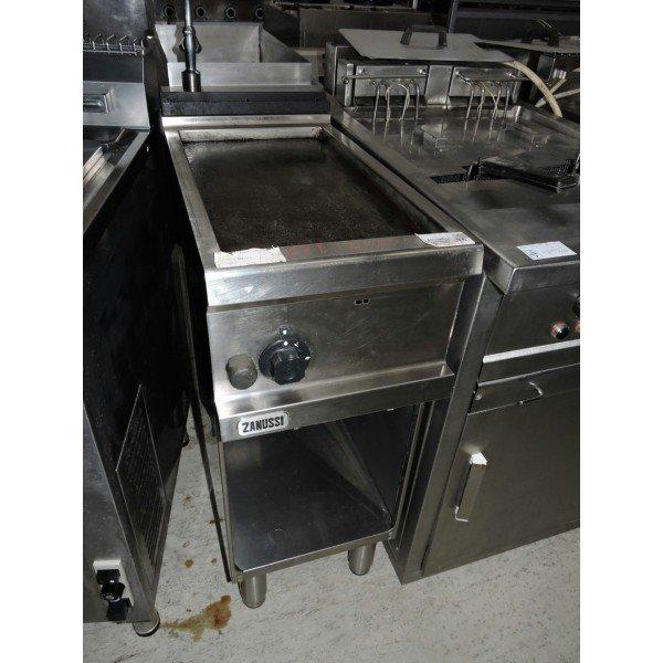 """""""Zanussi"""" Fiber Gas Journal, Slice Oven, Baking Sheet Griddle / Gridle plate"""