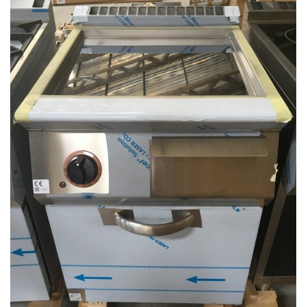 Electric rotor with neutral storage Griddle / Gridle plate