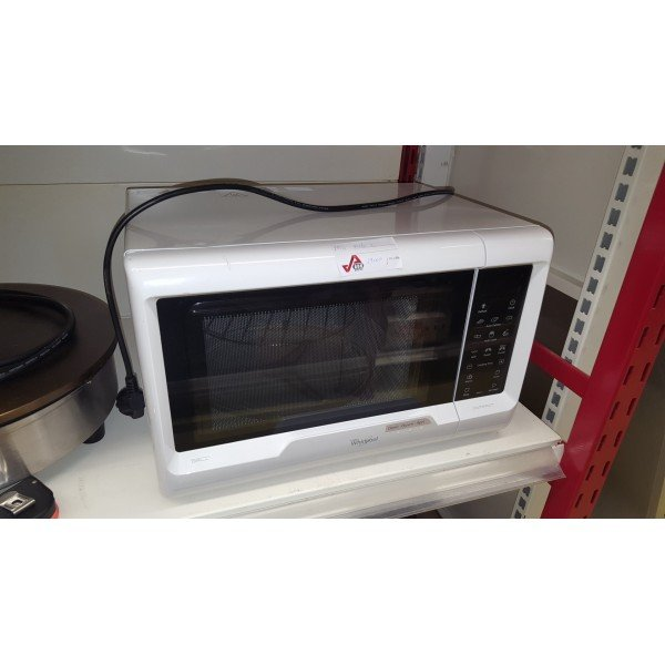 Whirlpool MWD322 / WH Microwave oven + grill - 20 l Microwave oven