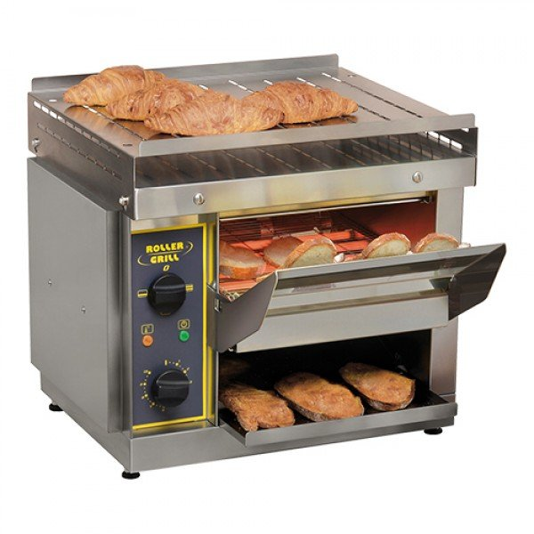 Roller Grill CT540B - pipelined toaster Salamanders/ toasters