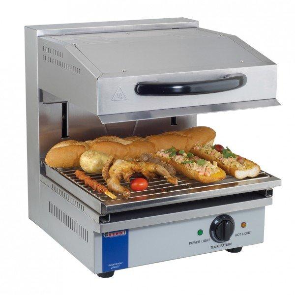 Hendi 264 607 450 Salamander trailers Salamanders/ toasters