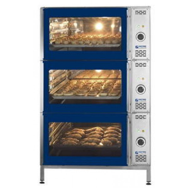 GES-3 003 pit Electric static oven Static ovens