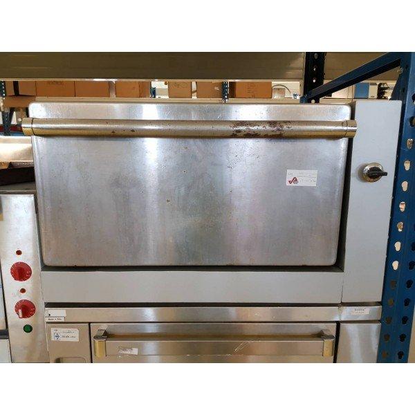 Static 1 gas stove - Boppas Static ovens