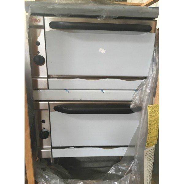 SILKO gas-fired static oven, 2 acne Baking Equipment