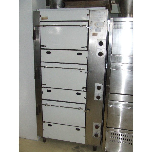 PB, three static pit oven (A333 / 8)  Static ovens