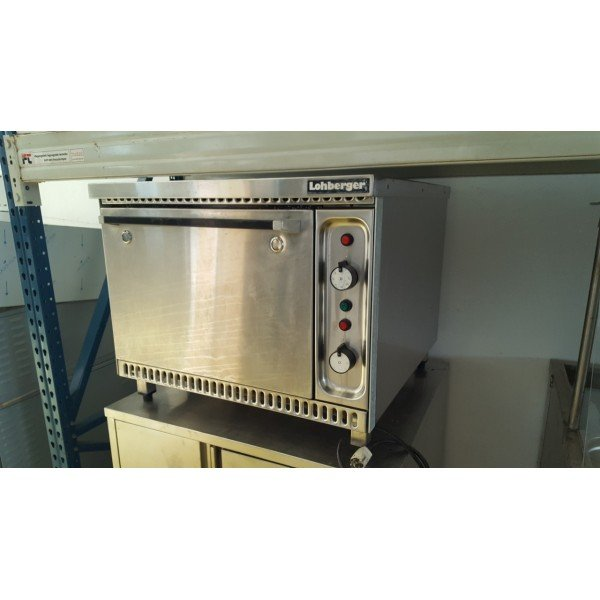 Lohberger 1 static oven with acne Static ovens