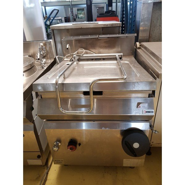 Desco BRG92MF0 - 80 liter Gaseous Tilting Pan Tilting pan