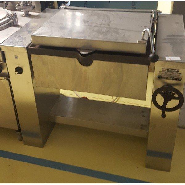 Dump pan 30 L - LOHBERGER Tilting pan