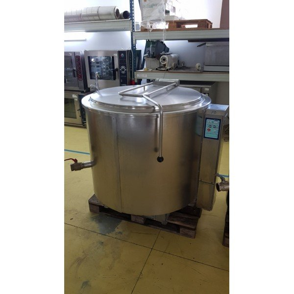 Independent gas cooking pot - 400 liters Kettles