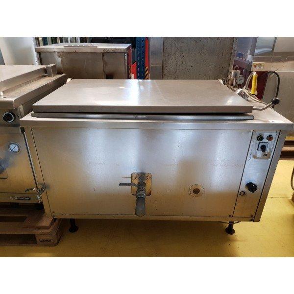 Gastrometal 300 liter gas cooker Kettles