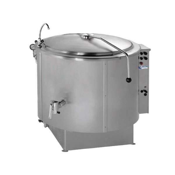 Single gas cooking kettle - 200 liters Kettles