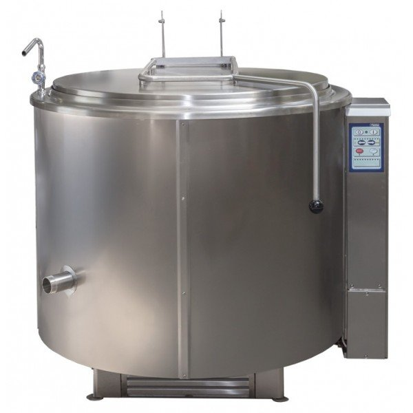 Self-contained gas cooking kettle - 300 liters Kettles
