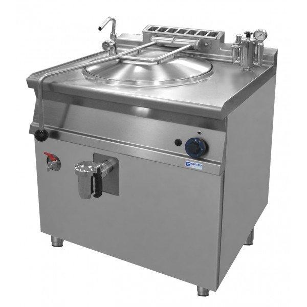 Gasztrometál GLR-782 gas-fired boiling pan 80 l Kettles