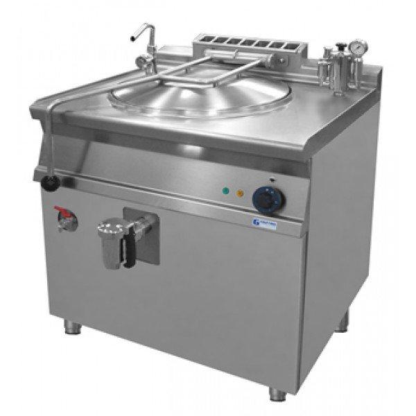 Gasztrometál ELR 782 Electric boiling pan 80 l Kettles