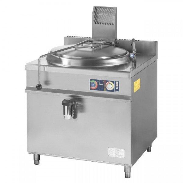 Gasztrometál GLR-101 gas-fired boiling pan 100 liters Kettles