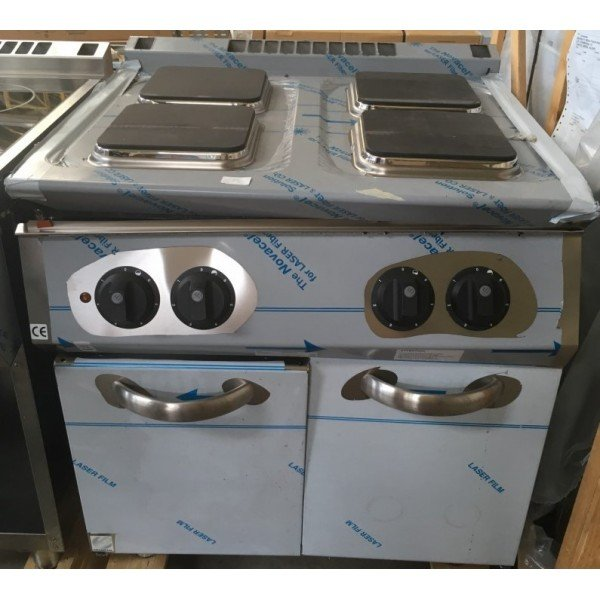 Electric 4-burner electric stove Cookers