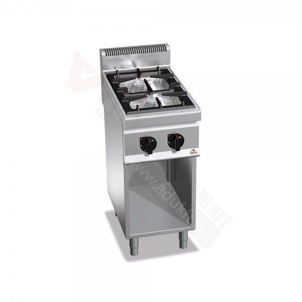 Berto's G7F2M - 2 burner stove Cookers