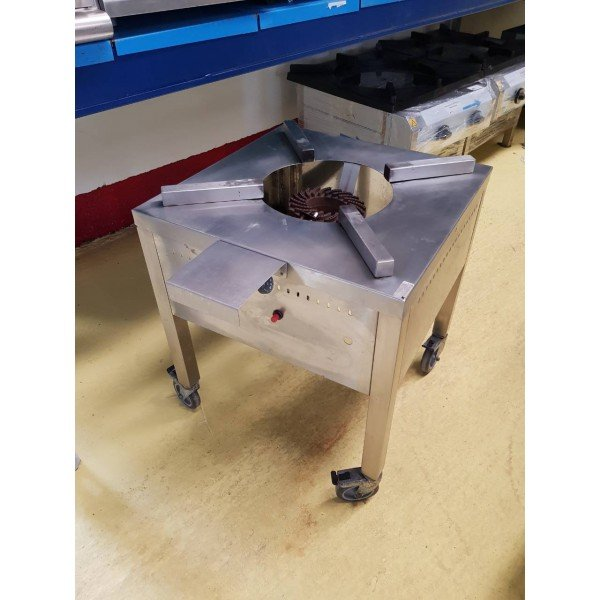 Gas stove 7.5 kW - roller Gas stove