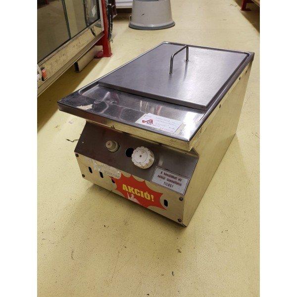 LPG gas hot dog cooker, hot-carrier A315 Counter top
