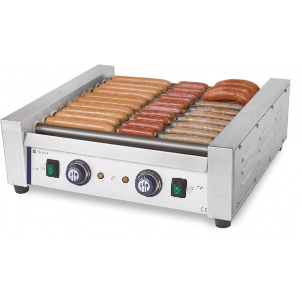 HOT DOG ROLLY - 11 cylinders Hot-Dog machines