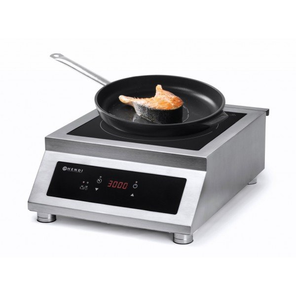 Hendi induction hob, 5000 W Induction cooker