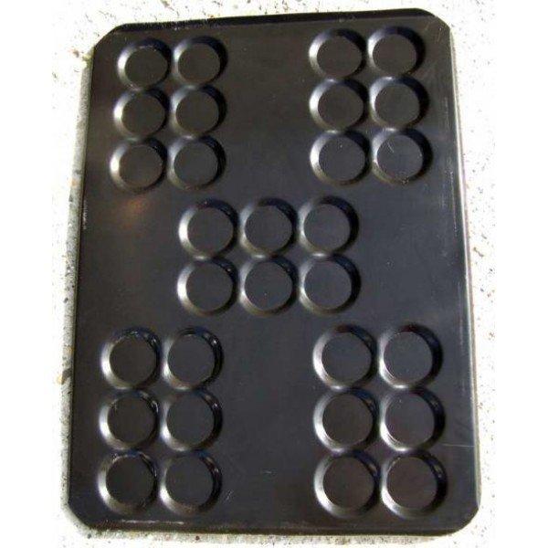 Aluminium baking tray   Plates