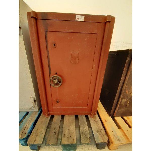 Antic safe Armor / Platte cabinet