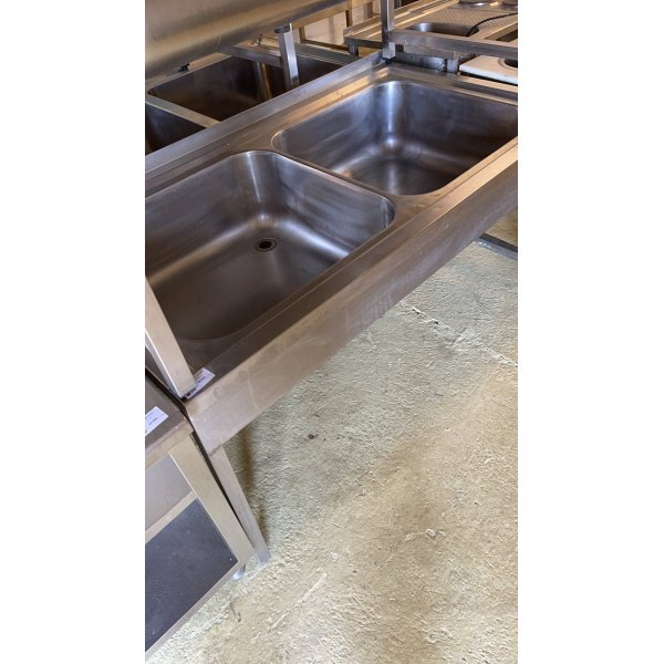 2 70x70 cm sink basin Sinks