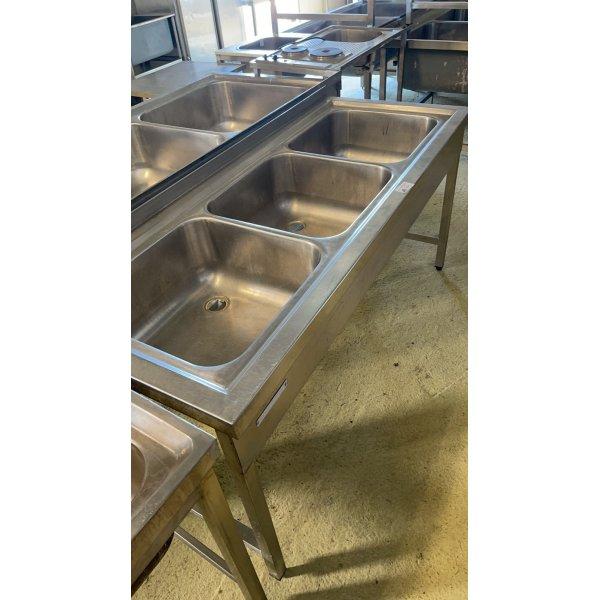 3 50x50 cm sink basin Sinks