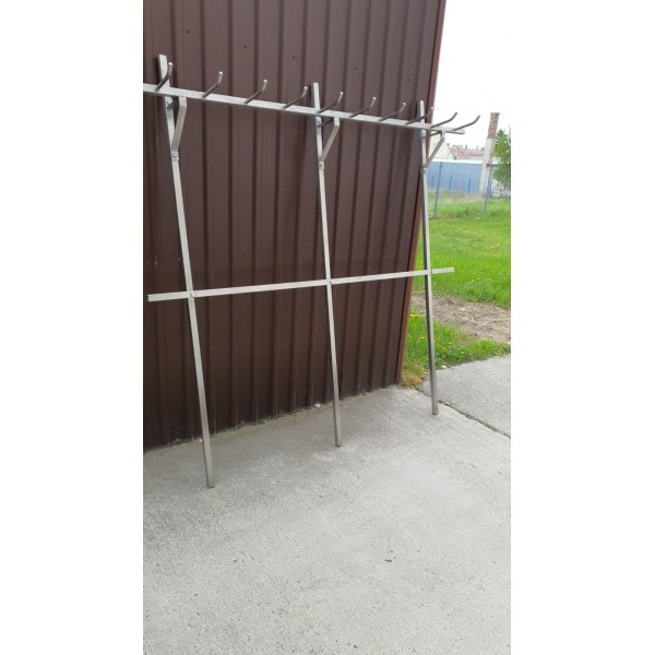 Meat hanger with stand  Meat racks