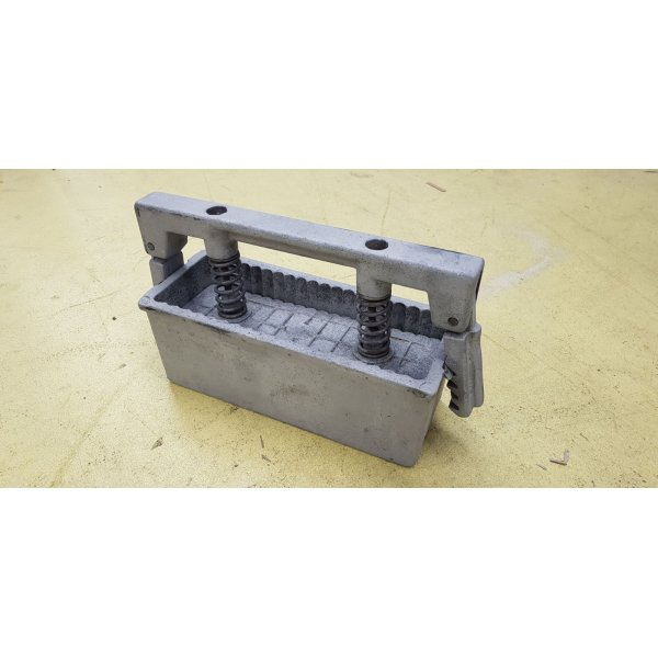 Aluminum ham press 28x9x9 cm Meat Machinery / Equipment