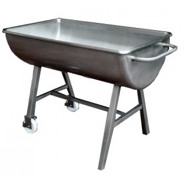 Stainless steel mixer - 100 L Meat Machinery / Equipment