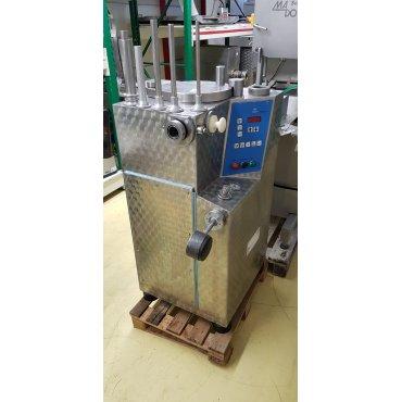 Düker Rex Fan 30 - Vacuum filler 30 liters - With evaporator Sausage / Chitterlings filling machine