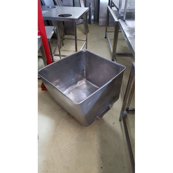 Stainless Meat cart - 200 liters Meat Machinery / Equipment