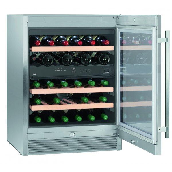 Liebherr WTes 1672 (2 zones) Vinidor wine cooler Wine coolers