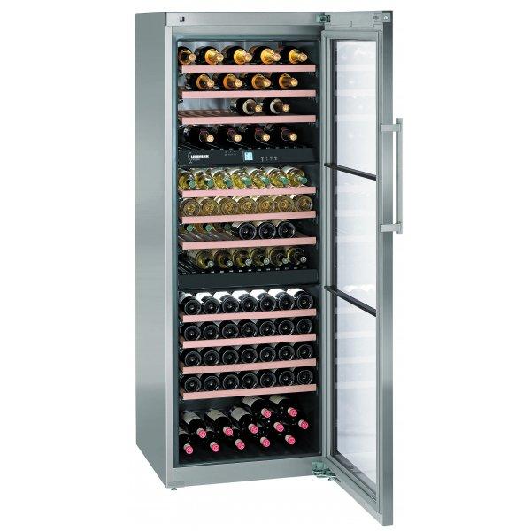 Liebherr WTes 5872-21 (3 zones) Vinidor wine cooler Wine coolers