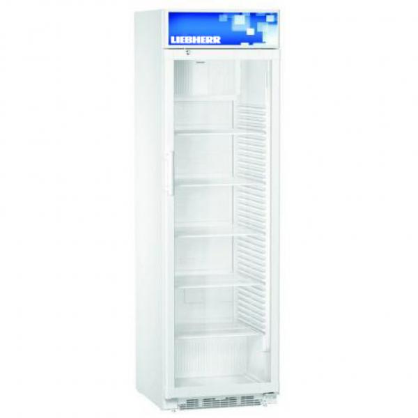 Liebherr FKDv 4213 - Beverage cooler with glass door - With Display Lighting Glass door fridges