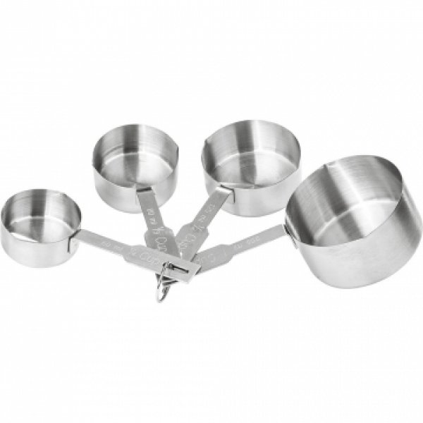 Set of 4 measuring cups With Paulina's recommendation!