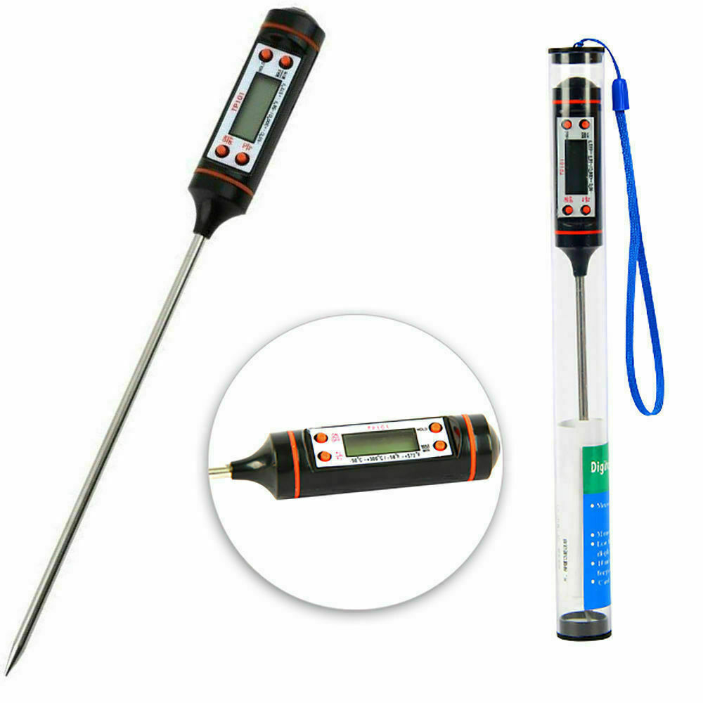 Digital core thermometer - 234 mm (-50 ~ + 300 ℃) With Paulina's recommendation!