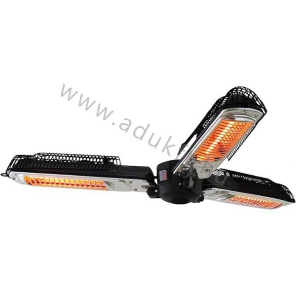 Tubular / Windshield Mount Heater Lamp